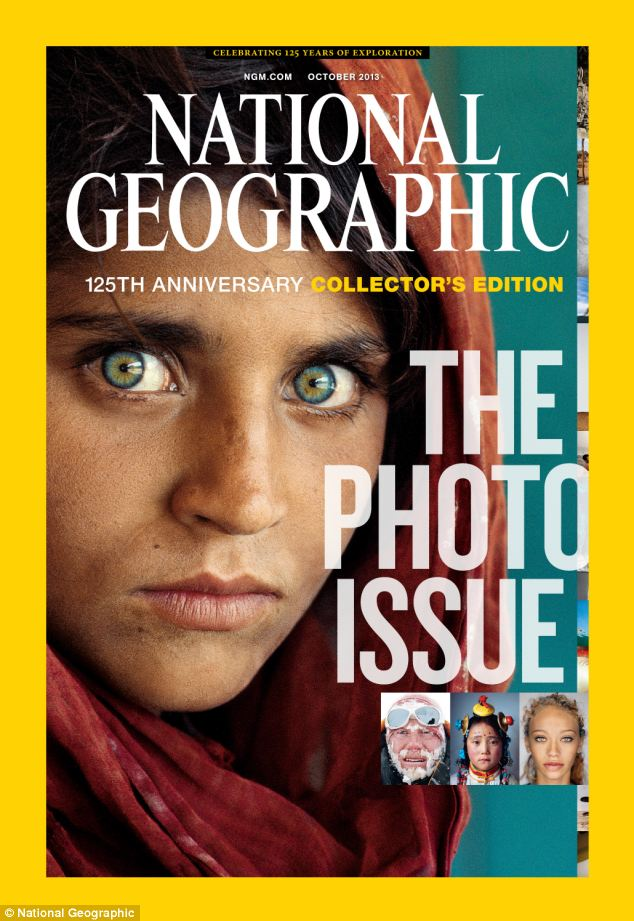 Mixed race is the new black: 'National Geographic' magazine captures diversity in America