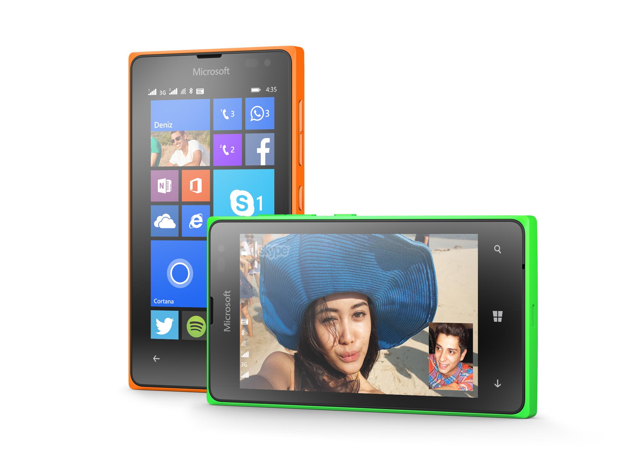 Microsoft's New Windows Phones Cost Under $100
