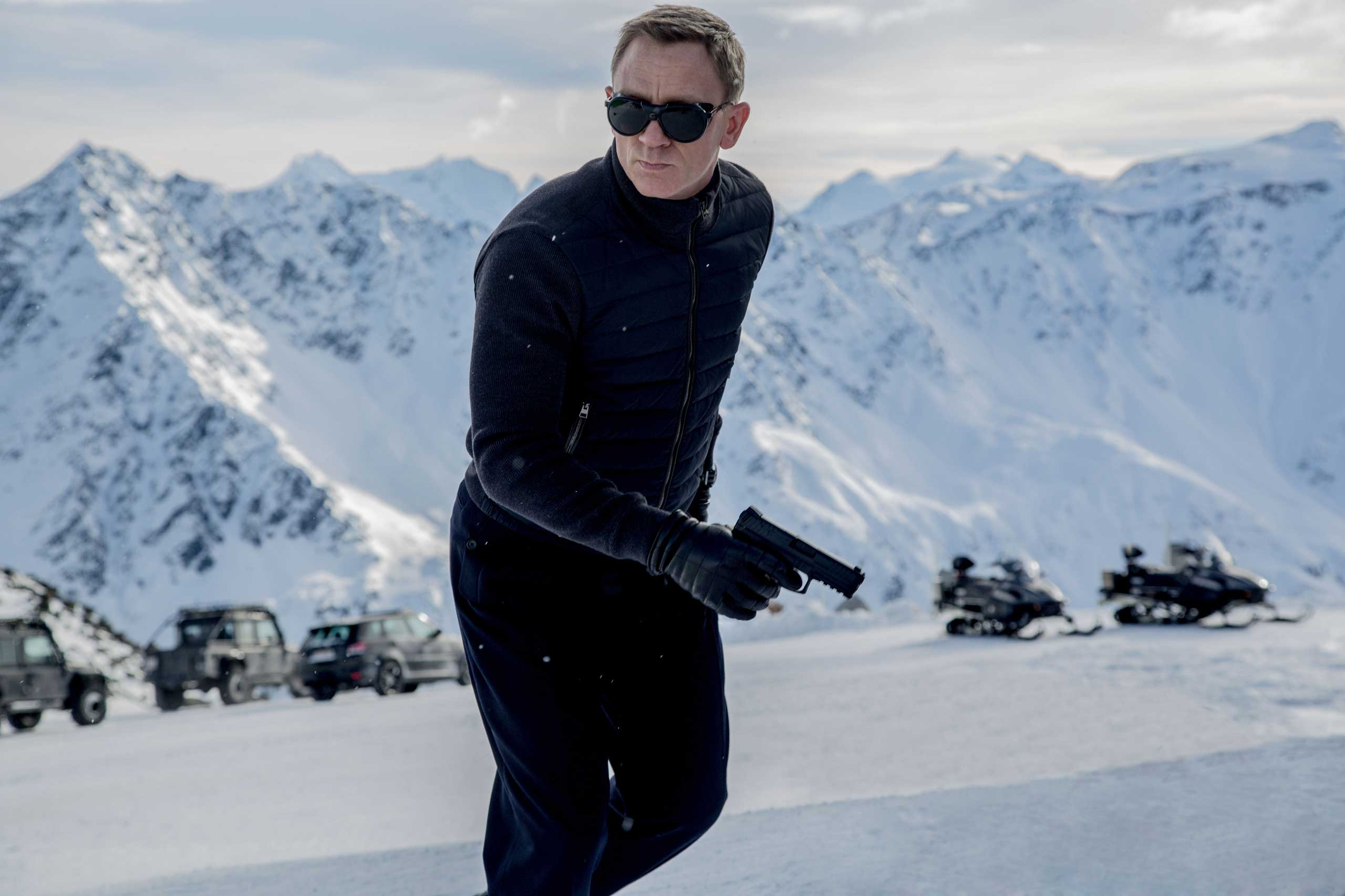 Watch James Bond Return in the First <i>Spectre</i> Trailer